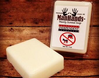 Independent Scented Soap 3 oz. Bar
