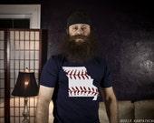 FREE SHIPPING Missouri baseball mens tee Buy Any 3 Shirts Get a 4th FREE