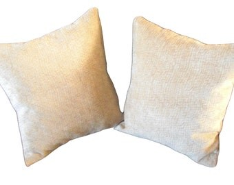 Kuwaha Beige Decorative Pillow Cover