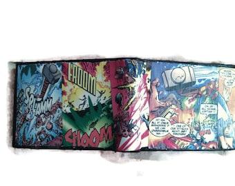 Custom Comic Book Wallet