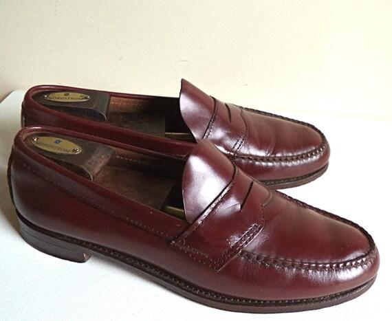 Sale 11 M 1960 S Weejuns Men S Vintage Shoes G H