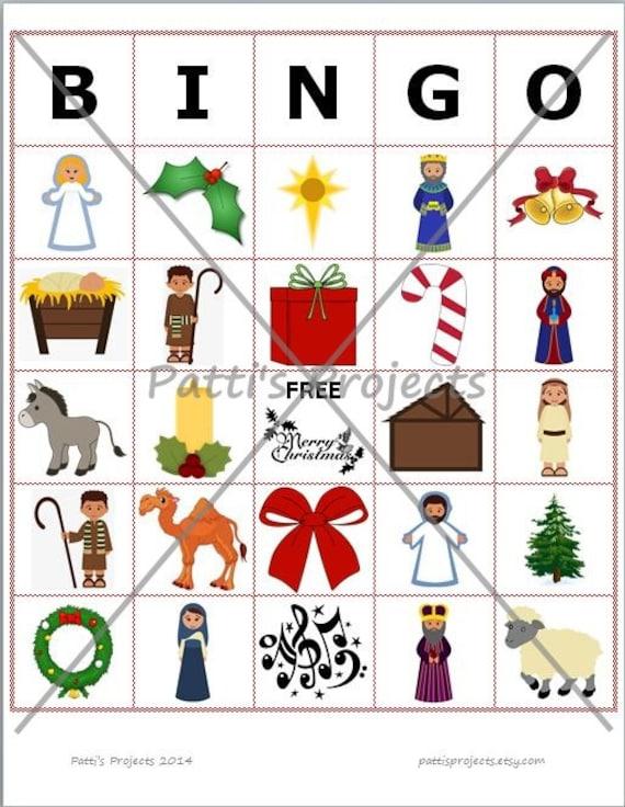 christian christmas bingo -#main