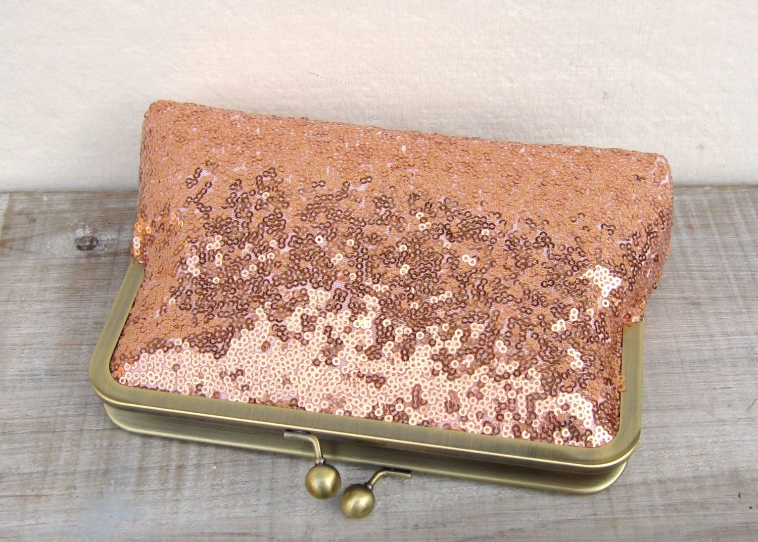 Beaded Sequin Satin Bridal Prom Formal Evening Clutch ...  Formal Gold Clutches