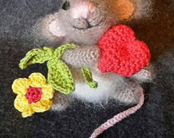 Romeo the Valentine Mouse