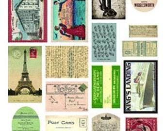 7gypsies Mini Ephemera Collection – Correspondence