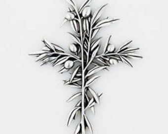 Olive Branch Wall Cross