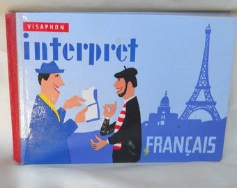 French Travel Book