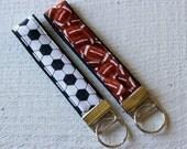 Key Fob Wristlet with cho...
