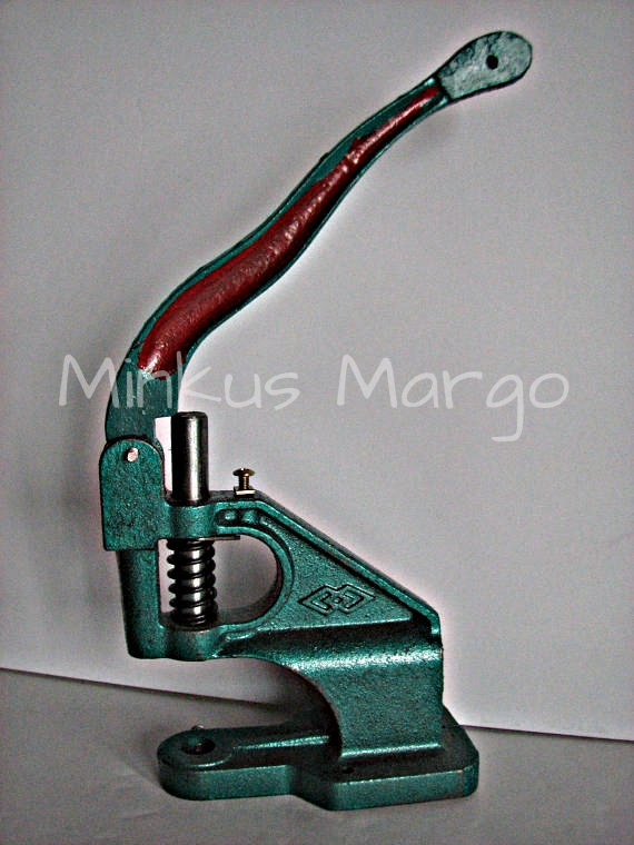 rivet setter press machine
