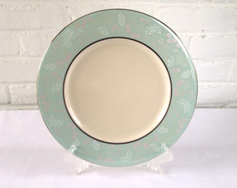 Castleton China Corsage Pattern Dinner Plates