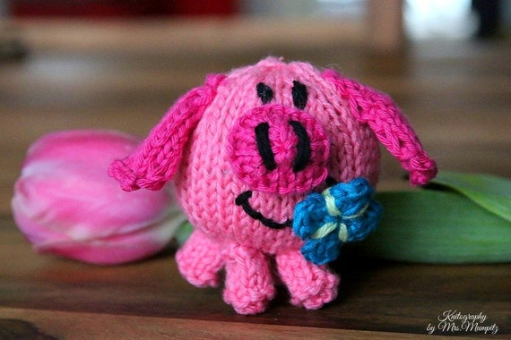Toy pig knitting pattern pdf for beginners and advanced toy pig knitting pattern pdf for beginners and advanced knitters spring gift and decoration easter gift for kids and adults negle Image collections