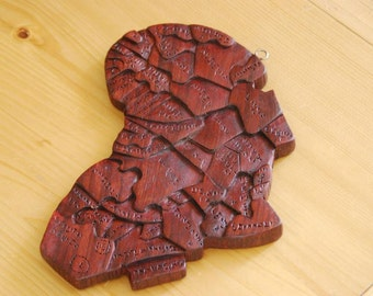 Hand Carved Africa
