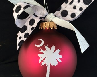 Palmetto Tree Ornament
