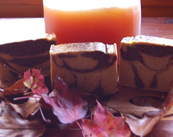 Apple Cider Soap - organic ingredients, palm-free and vegan!