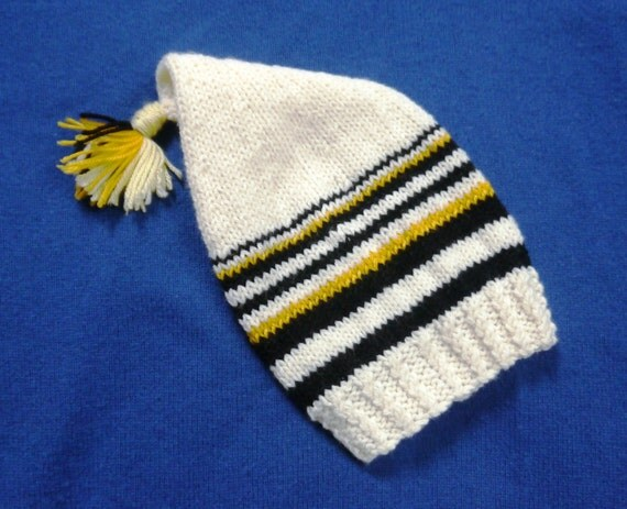 Penguin Childs Sweater and Hat Aran Knitting Pattern, Penguin Sweater an...