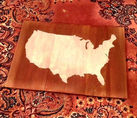 Wooden Pallet USA United States of America by ...