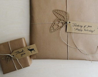 Gift Wrapping for all Asymmetree items