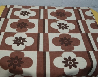 Vintage French 1960s' fabric