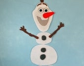 Build An Olaf Snowman Set
