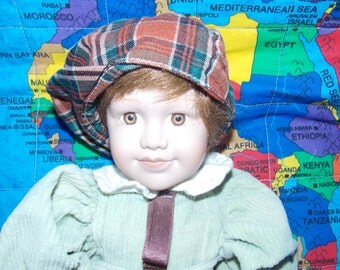 Porcelain boy doll for adoption - Jack