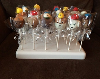 paw patrol cake pops popular items for paw patrol cake on etsy 6395