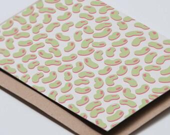 Beans 2 Card