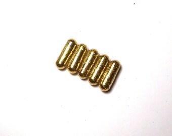 Glitter Pills, Glitter Pill, 10 Gold Pills, Dragon Poop, Unique Gift, Funny Gift, Gag Gift, Raver Gift, Girl Gift, White Elephant Gift, Gold