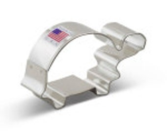Turtle 3.25'' Cookie Cutter