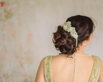 Wedding Headpiece - Valnerina (Made to Order)