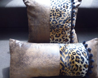 CHIC PATCHWORK CUSHIONS