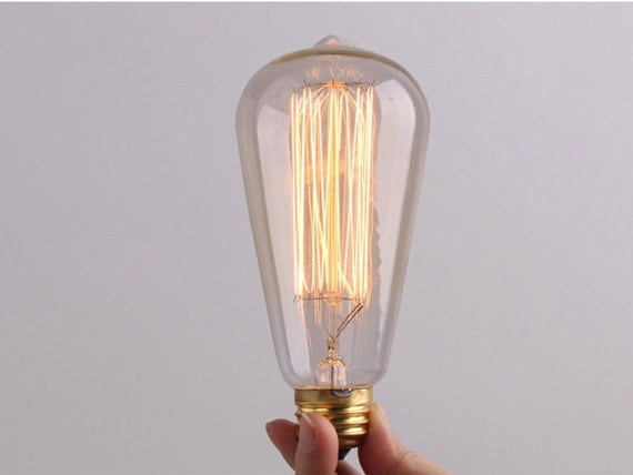 wholesale supply edison bulbs for industrial lamp 110v. Black Bedroom Furniture Sets. Home Design Ideas