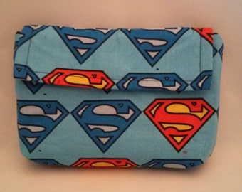 Superman Nintendo 3DS XL Pouch