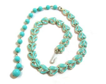 Vintage Coro Necklace - Signed