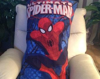 Spiderman Stuffed Pillow Free Shipping)