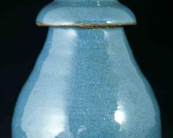Blue Wizard Bottle