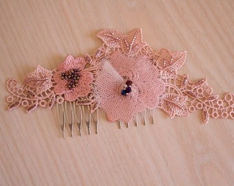 Hair Accessories - ODETTE Lace Hair comb