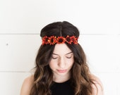on sale // FESTIVAL FLOWER CROWN