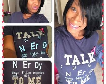 Talk Nerdy To Me (periodic table)