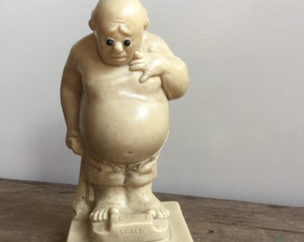 W and R Berries 1970 I Love You Just the Way You Are Statue