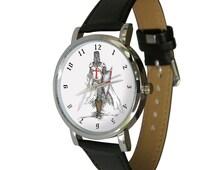 Knights Templar Wristwatch - Order of the Temple - Masonic