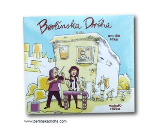 "Berlinska Dróha | ""around the corner - wokoło róžka"" album"