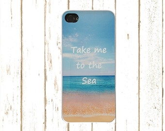 Sea IPhone Case, Sea Phone Cases, Sea Iphone 6 Case, Sea Iphone 5/5S Case, Sea Iphone 6/6S Case