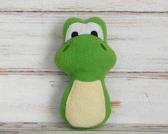 Cute Alligator, Plush Toy - Kids, Stuffed Animal Toy - Plushie- Toddler Toys