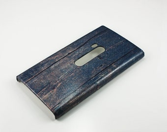Brown Wood iPhone 4/4s/5/5s/5c, Samsung Galaxy S4 /S5/Young Case, Nokia Lumia 521/920/925/1020 Case, HTC One M7/M8/XS Case
