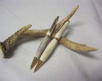 Antler Pen and Pencil Set