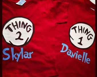 Personalized Thing Shirt(s)