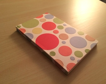 Soft-cover Dot Perfect-Bound Blank Journal