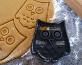 3D Printed Owl Cookie Cutter