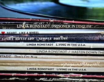 Linda Ronstadt Album Photo
