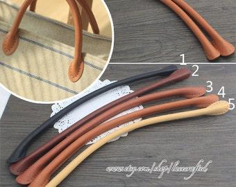 Purse handle handbag handle purse strap bag leather strap purse leather strap purse handle bag handle 1 pair PU leather purse handles